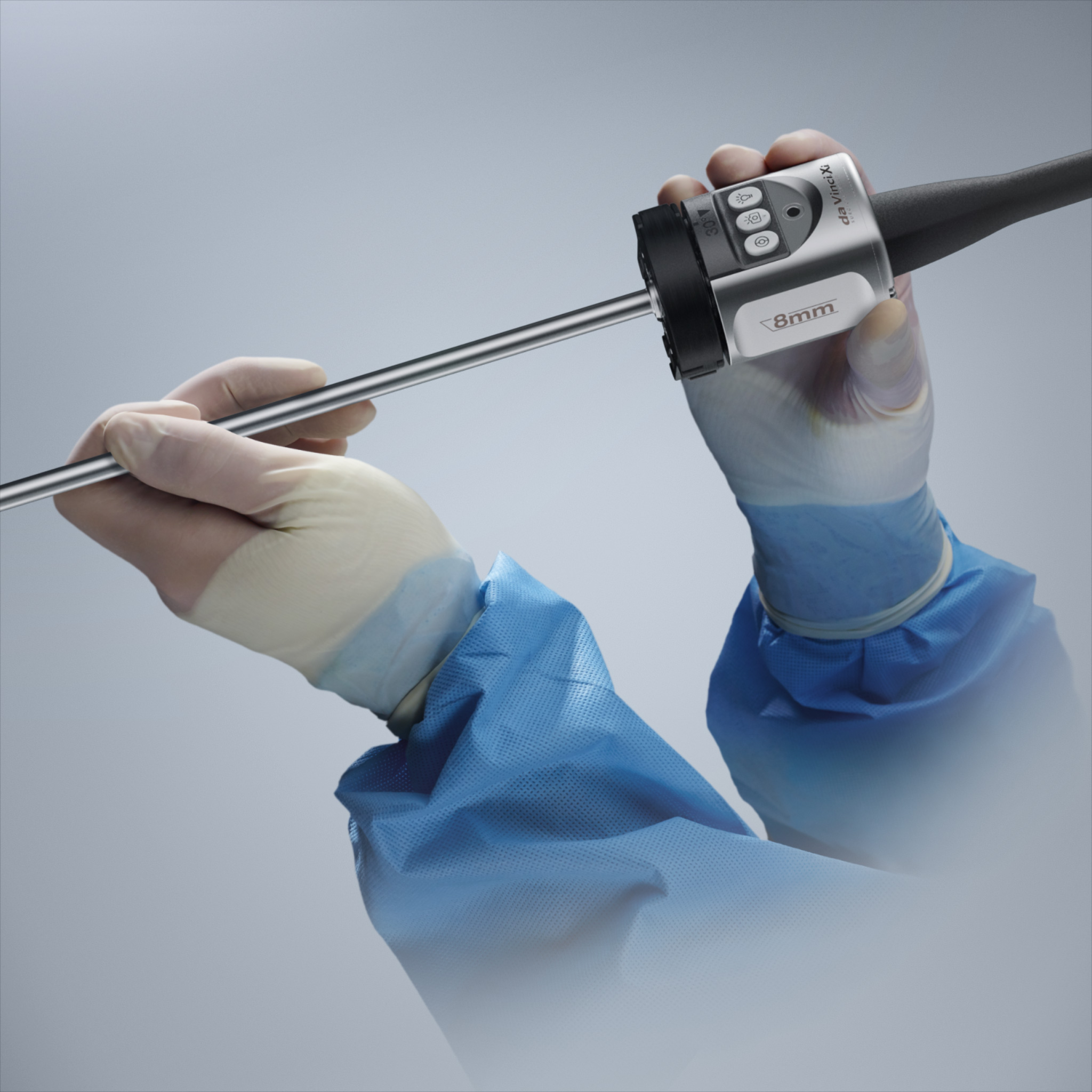 Intuitive Surgical Crystal Clear 3dhd