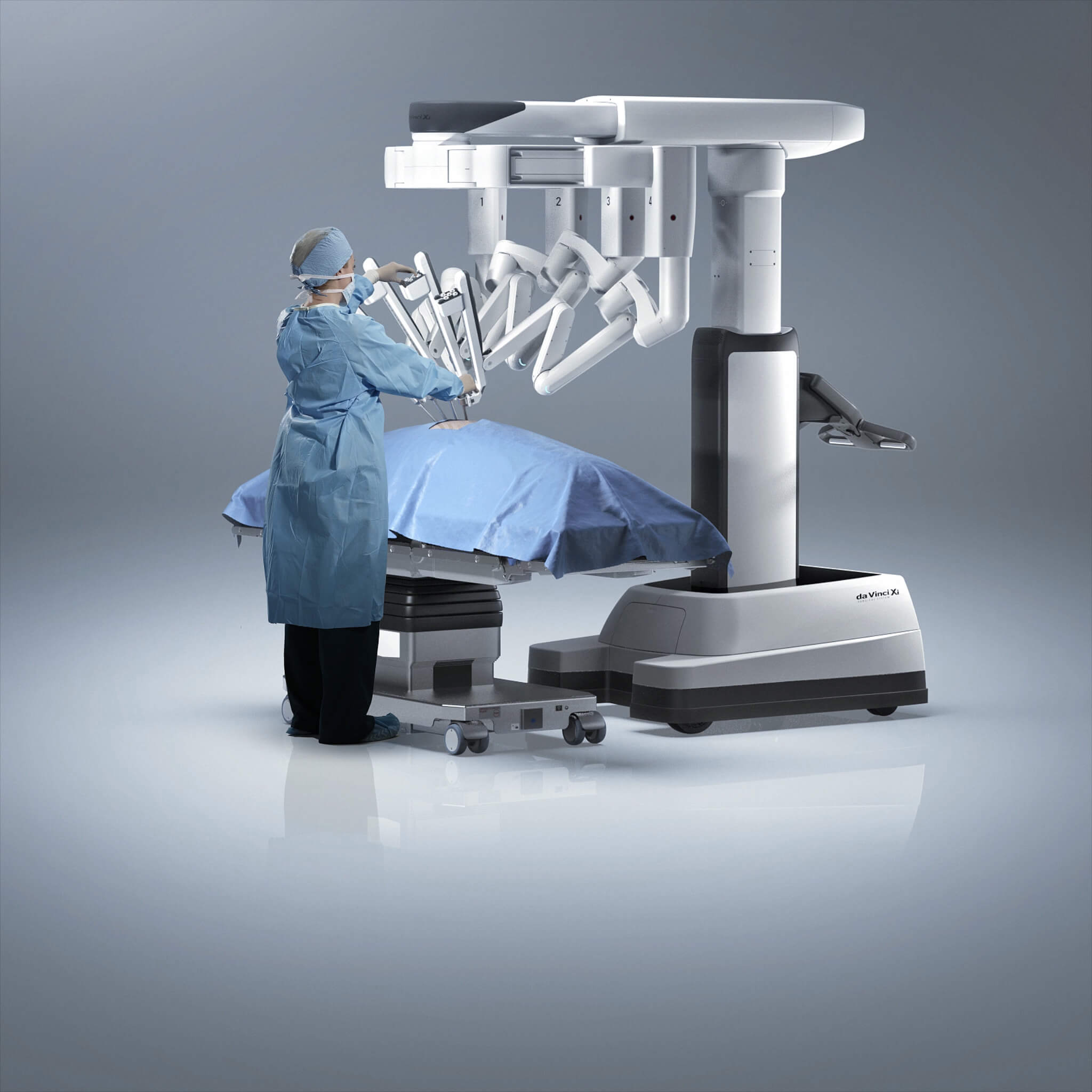 Intuitive Surgical Revolutionary Anatomical Access